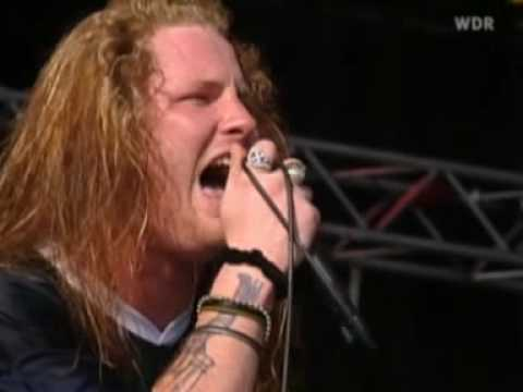 stone sour -orchids live rock am ring 2003