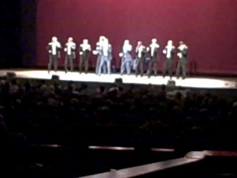 Straight No Chaser- The Lion Sleeps Tonight