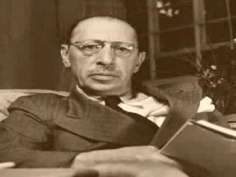 Stravinsky - The Rite of Spring - Sacrificial Dance
