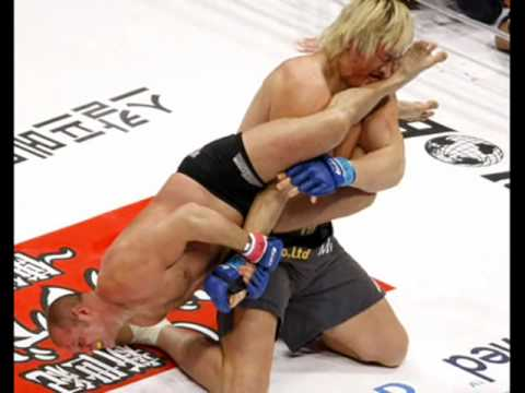 Fedor Emelianenko vs Fabricio Werdum - Strikeforce