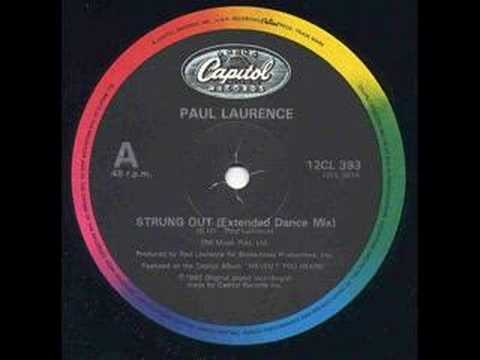 Paul Laurence - Strung Out (1985)