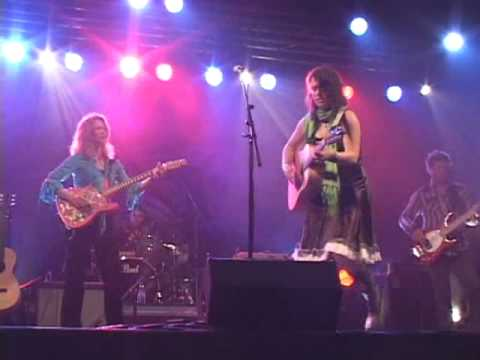 Sue Foley`s Blues Guitar Women Caraquet en Bleu 2008