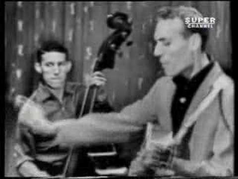Carl Perkins-Blue Suede Shoes