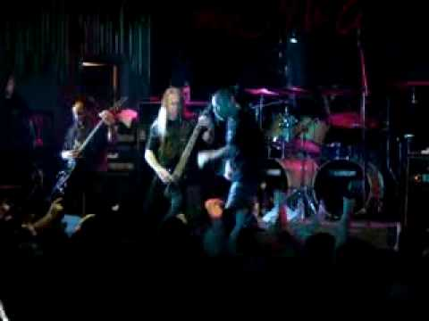 Suffocation - Jesus Wept - Live in Moscow