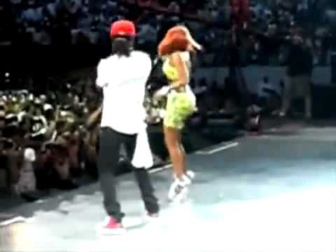 Nicki Minaj & Gyptian - HOT 97 Summer Jam [from Stage]