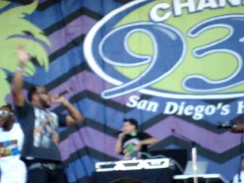 Flo Rida & Soulja Boy - 93 3 Summer Kickoff