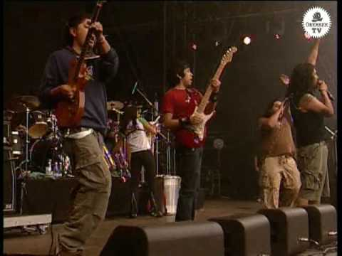 PANTEON ROCOCO `La Carencia` live at Greenfield 08
