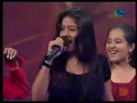 Indian Idol 3 Sunidhi chauhan.flv