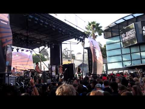 Crazy Love - Pepper at Sunset Strip Music Festival 2009