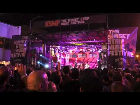 [HD] Smashing Pumpkins: Zero, Sunset Strip Music Festival