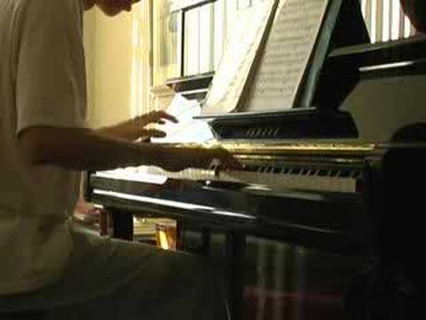 Eye of the Tiger (Survivor) - on piano!