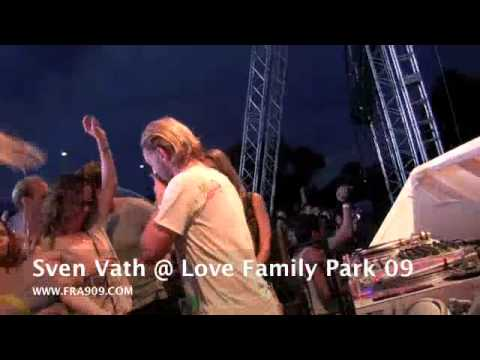 SVEN VATH PLAY THRILLER MJ @ LOVE FAMILY PARK 09