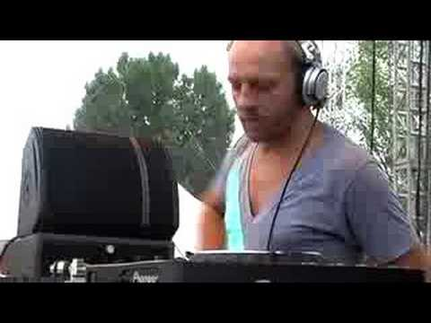 Sven Vath @Love Family Park 2008 - live - part 1