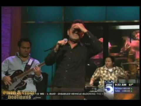 "The Smiths` ""Rush and a Push"" by Sweet And Tender Hooligans on KTLA"