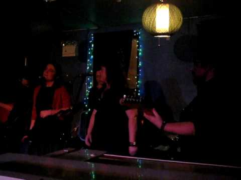 The sweetback Sisters @ Googies Lounge, NY