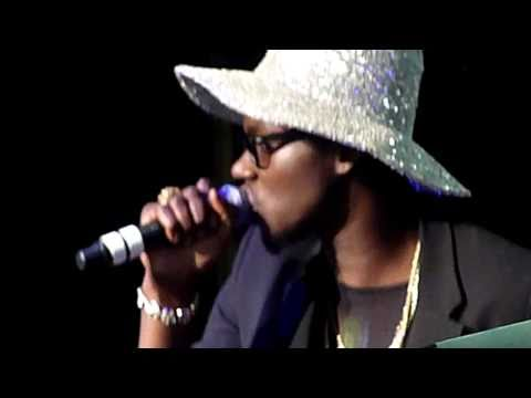 Theophilus London Live Sweetgreen Sweetlife Festival Merriweather Post Pavilion Columbia MD