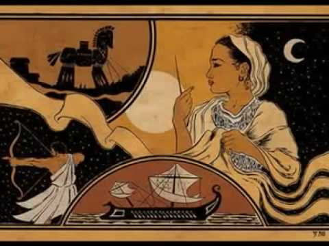The Odysseus Suite Odysseus and Penelope for Symphonic Wind Orchestra by Robin K Langdon