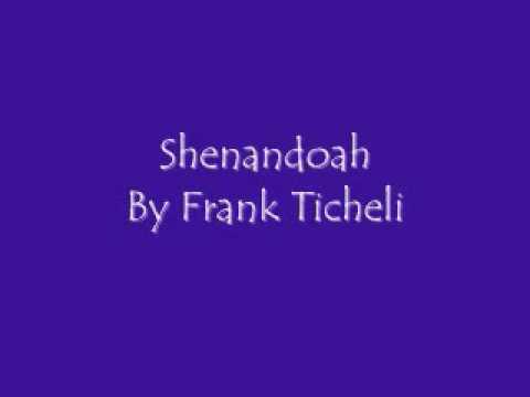 Shenandoah By Frank Ticheli