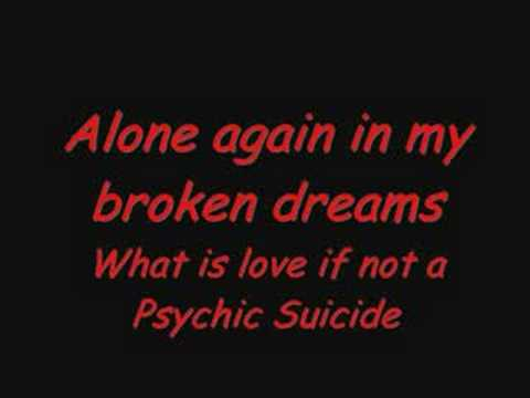Sonic Syndicate Psychic Suicide
