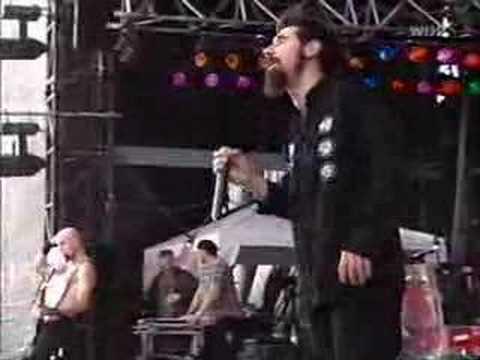 SOAD - Chop Suey! live @ Rock am Ring 2002