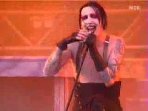 marilyn manson-tainted love-live-rock_am_ring