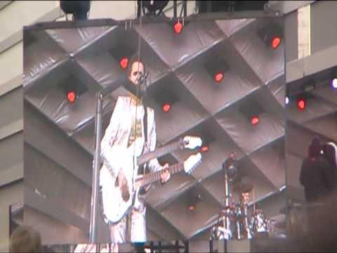 Muse - Uprising live @ Goffertpark Nijmegen 19-6-2010.