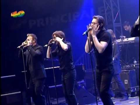 Take That Pray Live at Primavera Pop `07 Part 3/6