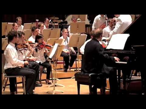 Carter - Dialogues for piano and orchestra - from the Boston Symphony