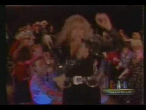 "Tanya Tucker ""It`s A Little Too Late"" 1992 hit video"