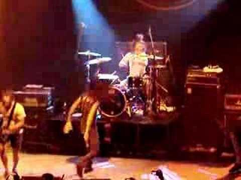 Underoath - Live Taste of Chaos 06 Auckland New Zealand