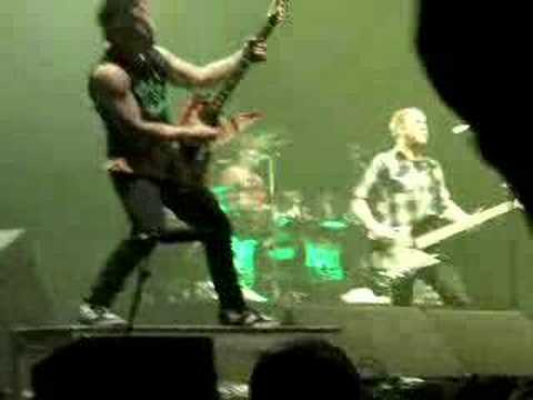 Atreyu - Blow Live (Taste of Chaos 2008)