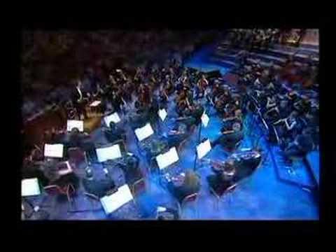 Tchaikovsky`s famous 1812 Overture Part 2