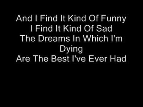 Mad World By Tears For Fears With Lyrics!