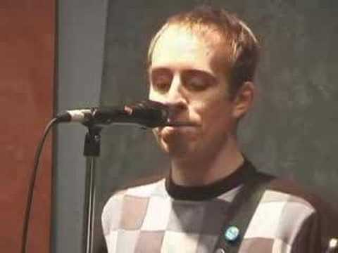 Ted Leo - The High Party (live at Rolling Stone Studios))