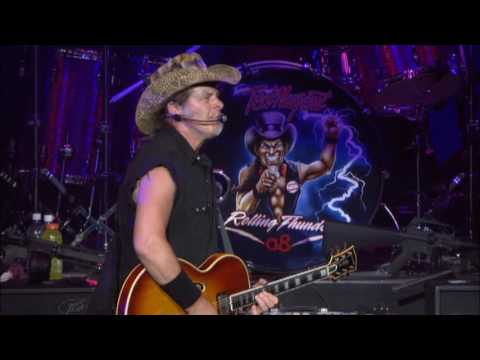 "Ted Nugent - Free For All (From ""Motor City Mayhem"")"