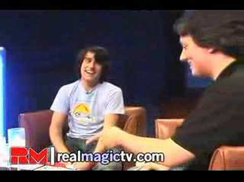 Teddy Geiger MAGIC on Real Magic TV!