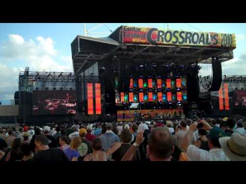 CROSSROADS 2010 Derek Trucks and Susan Tedeschi Band
