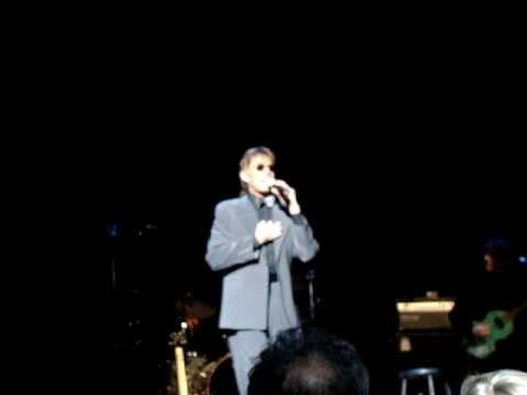 "Mark Lindsay at Teen Idols Show in Reading PA, singing ""Arizona""."