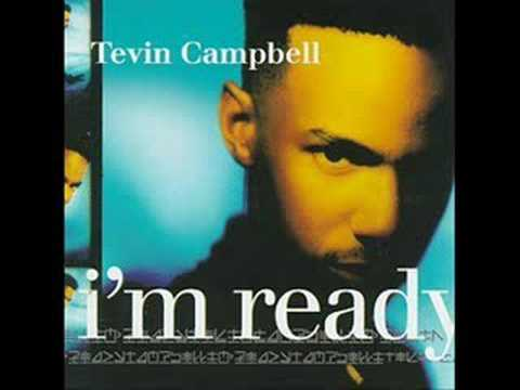 TEVIN CAMPBELL-ALONE WITH YOU