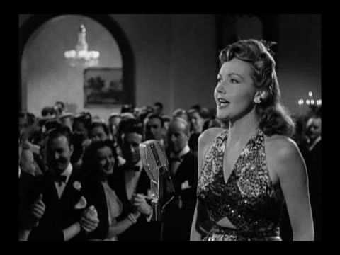 "Orchestra Wives (1942) - ""Serenade In Blue"""