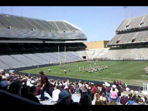 Texas A & M Parents Weekend 2011 Kyle Field