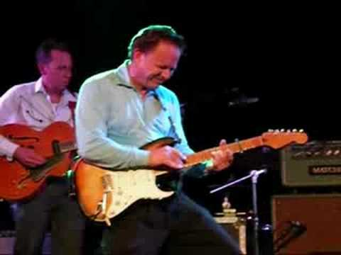 Jimmie Vaughan Texas Flood @ Maryport Blues Festival 2008