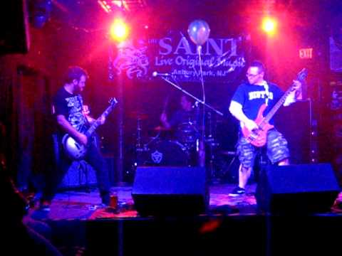 "DEAD EMPIRES - ""Villains"" (clip) @ The Saint 3/18/11"