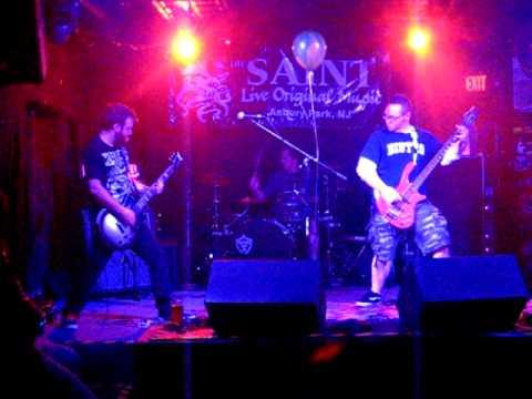 """DEAD EMPIRES - """"Villains"""" (clip) @ The Saint 3/18/11"""