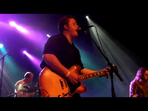 "Jason Isbell - ""Goddamn Lonely Love"" Oosterpoort, Groningen, may 2010"