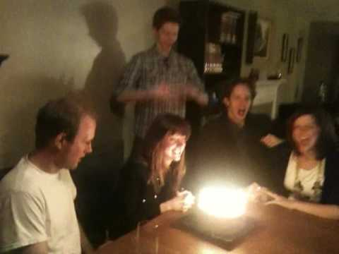 Video blog: Happy Birthday Melody!