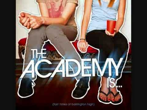 About A Girl - The Academy Is... {Lyrics in Description Box}