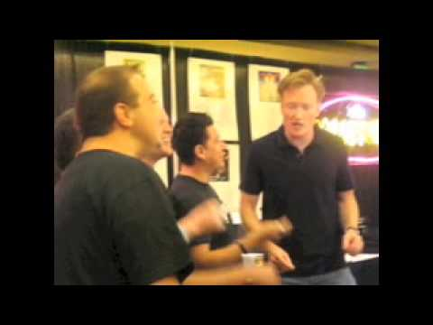 The Alley Cats with Conan