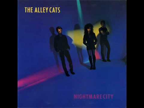 The Alley Cats - Black Haired Girl