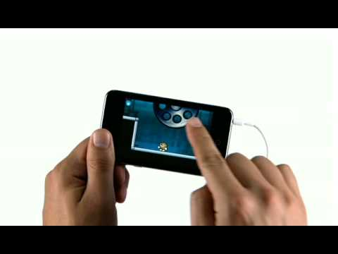 iPod Touch Comercial - Around the Bend - The Asteroids Galaxy Tour